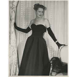 Irene Dunne (4) oversize portrait photographs by Ernest A. Bachrach.