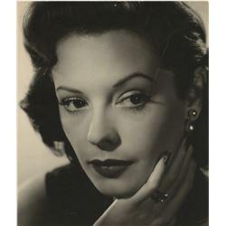 Female RKO stars (110+) oversize photographs by Ernest A. Bachrach.