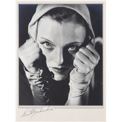 RKO female stars and players (25+) oversize exhibition photographs by Ernest A. Bachrach.