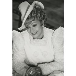 Lucille Ball (14) photographs from Mame by Alan Pappé.