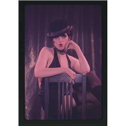 Cabaret (40) color transparencies by Alan Pappé.