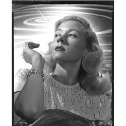 Film noir femmes fatale (4) camera negatives of Gloria Grahame, Dorothy Lamour and more.