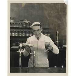 Harold Lloyd personal (30+) photographs from Speedy.