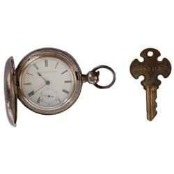 Harold Lloyd personal pocket watch, engraved key to Barclay Kitchen and more.