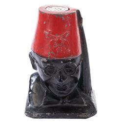 Masonic Harold Lloyd form cigarette lighter.