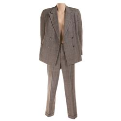 "W.C. Fields ""Ambrose Wolfinger"" 2-piece suit from Man on the Flying Trapeze."