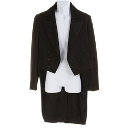 """Harry Davenport """"Dr. Meade"""" tuxedo jacket from Gone With the Wind."""