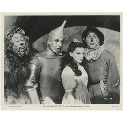 The Wizard of Oz (18) reissue photographs.