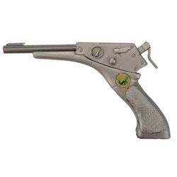 """Van Williams """"Britt Reid"""" Hornet """"gas"""" gun from The Green Hornet."""