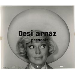 Carol Channing (18) Main Title Cards and photographs for a TV Special.