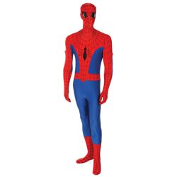 "Marvel ""Spider-Man"" promotional costume."