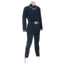 """Terry Carter """"Col.Tigh""""Dress Uniform fromBattlestar Galactica."""