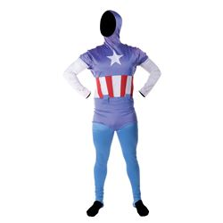 "RebBrown ""Captain America"" Costume from Captain America."