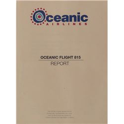 """Oceanic 815"" flight report from Lost."