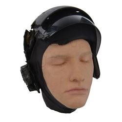 """MC Robot Police Officer"" severed head prop from Almost Human."