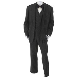 "Jerry Lewis ""Prof. Julius Kelp"" production made (3)-piece suit from The Nutty Professor."