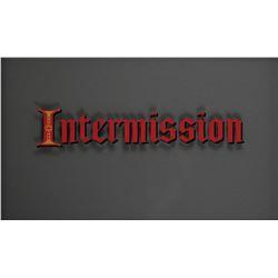 Camelot Intermission title art.