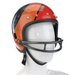 Rollerball Team Houston helmet.