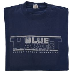 "Star Wars: Episode VI -The Return of the Jedi ""Blue Harvest"" crew t-shirt."