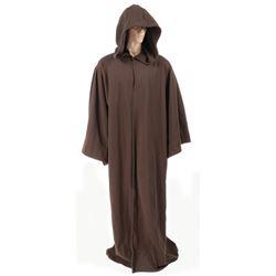 """Samuel L. Jackson """"Mace Windu"""" Jedi cloak from the Star Wars Prequels."""