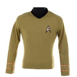 "William Shatner ""Capt. James T. Kirk"" 3rd Season Starfleet tunic from Star Trek: The Original Series"