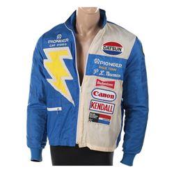 Paul Newman Datsun racing jacket.