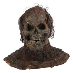 """""""Deadite"""" background mask from Army of Darkness."""