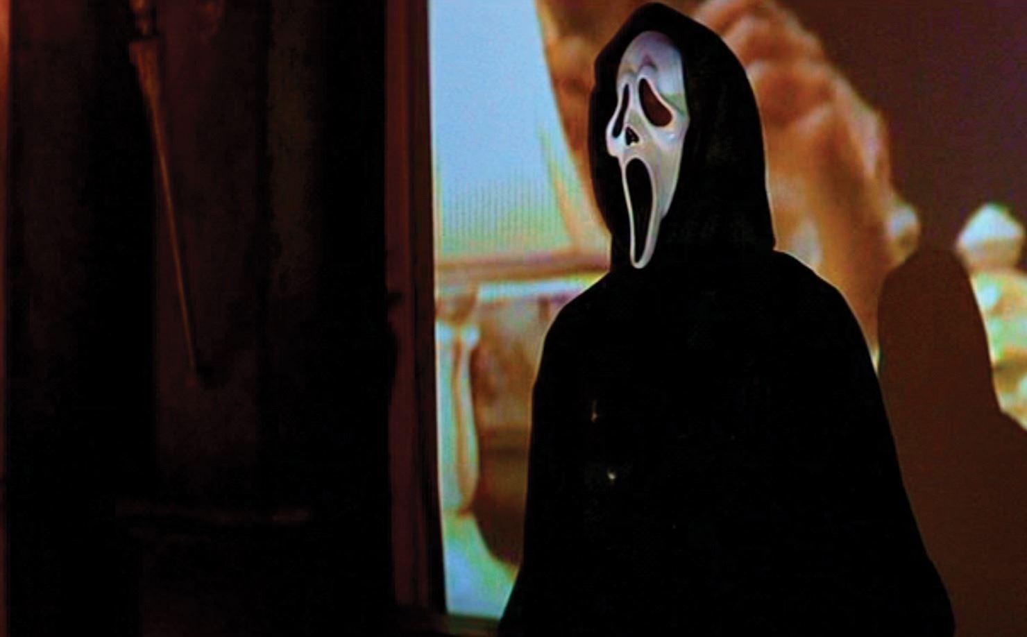 """""""Ghostface"""" costume from Scream 3"""