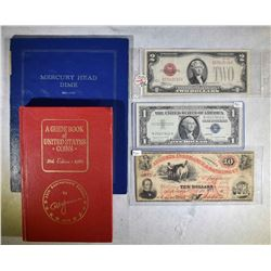 COLLECTORS LOT:  1982 RED BOOK;