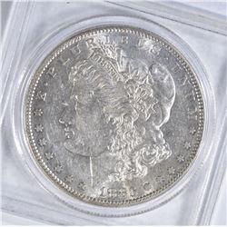 1883-S MORGAN DOLLAR  CH AU
