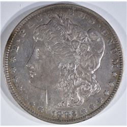 1882-CC MORGAN DOLLAR  XF