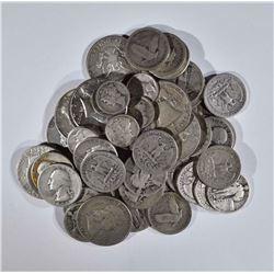 $14.90 FACE - 90% SILVER COINS