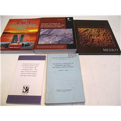 Mexican Mining Books (4)