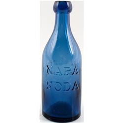 NAPA SODA BOTTLE