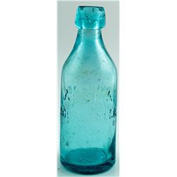 AETNA SODA WATER BOTTLE