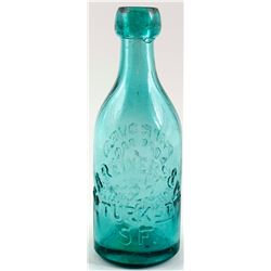 CAREINER'S & CO. SODA BOTTLE