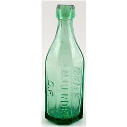 J. N.  GERDES BOTTLE