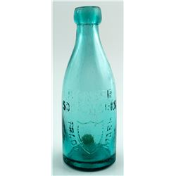 PIONEER SODA WORKS BOTTLE