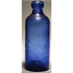 G. Norris & Co. ( Soda Bottle ).