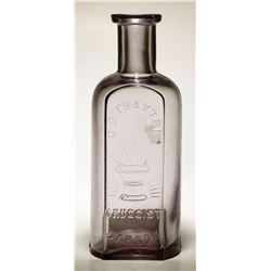 G.C Thaxter (Millville Round) Bottle