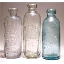 Peter P. Zeeh /A.F.Dietz / J.H. Stock ( 3 Items ).