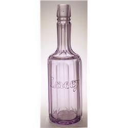 Lacey Back Bar /  Whiskey Bottle