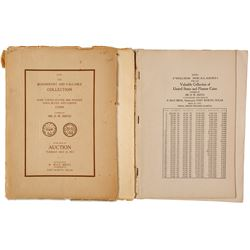Max Mehl Auction Catalog