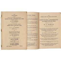 R. Max Mehl Auction Catalog