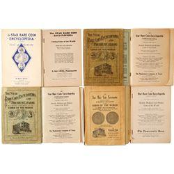 Star Rare Coin Encyclopedia Catalogs