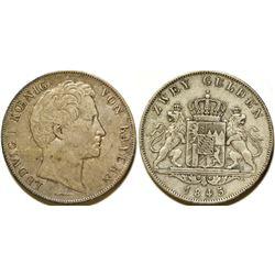 German 2 Thaler Coin
