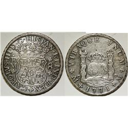 Mexican 8 Reales