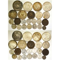 Mexican Coin Collection