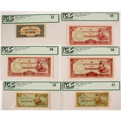 Burmese Certified Currency