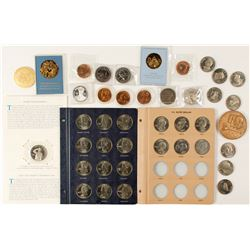 Presidential Medal Collection